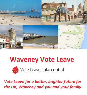 waveney vote leave front page graphic2