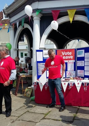 WaveneyVote Leave Bungay 4 June 2016